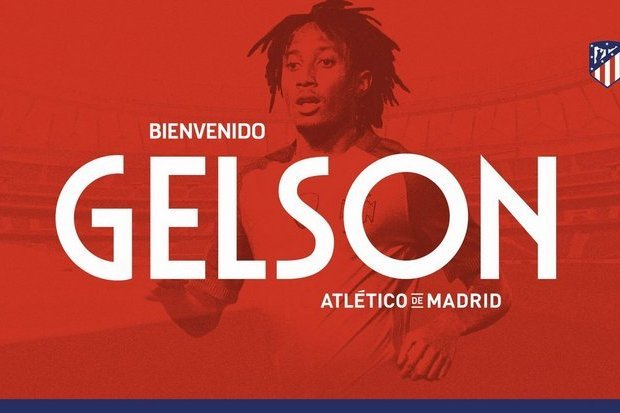 Gelson Martins signs for Atletico Madrid!