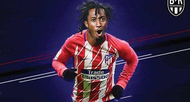 Gelson Martins leads the Champions League